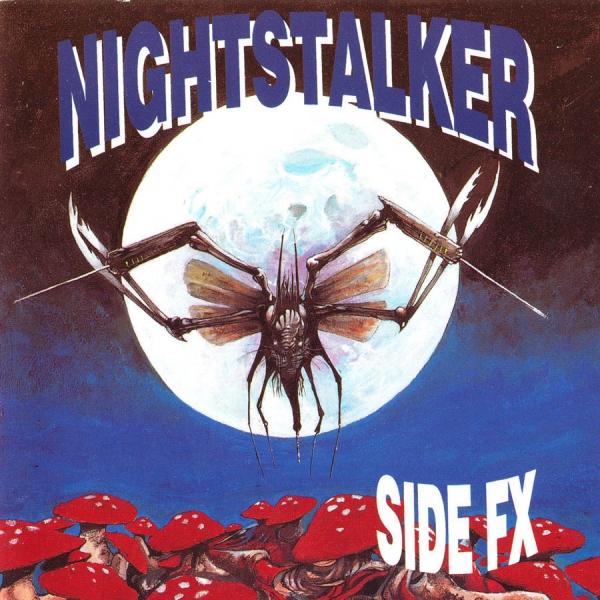 Nighstalker Side FX Album Cover