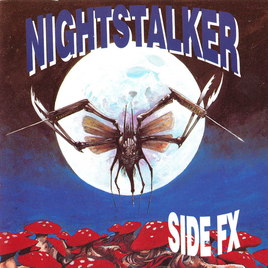 Nighstalker Side FX Album Cover