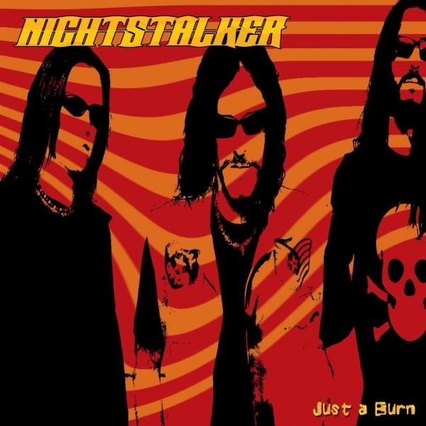 Nighstalker Just a Burn Album Cover